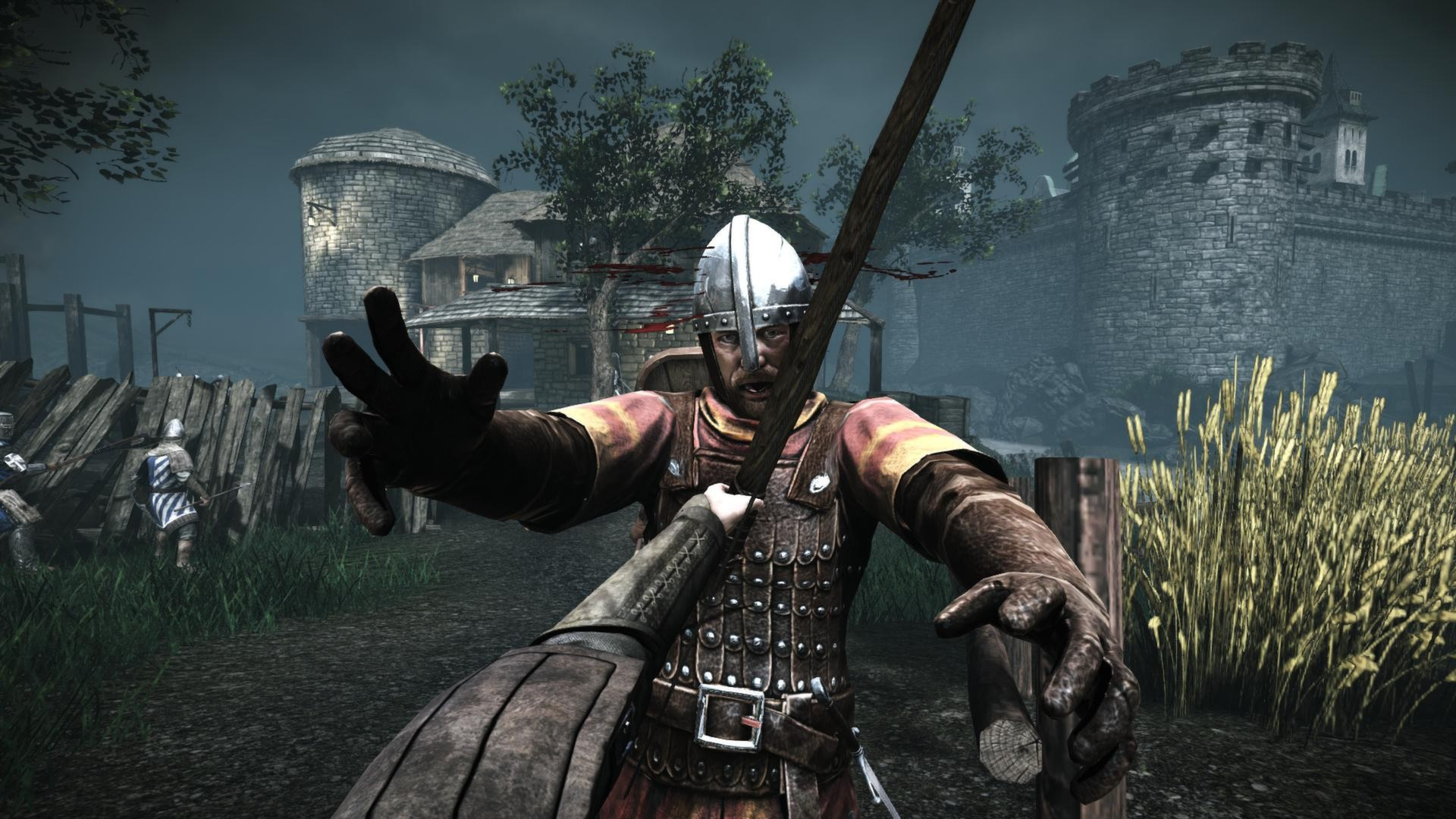 - Chivalry: Medieval Warfare