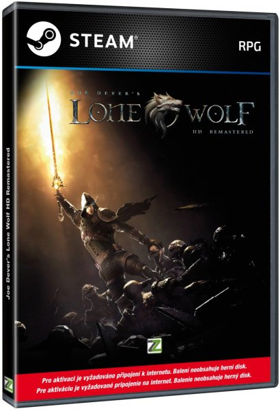 detail Joe Dever's Lone Wolf HD Remastered - PC (Steam)