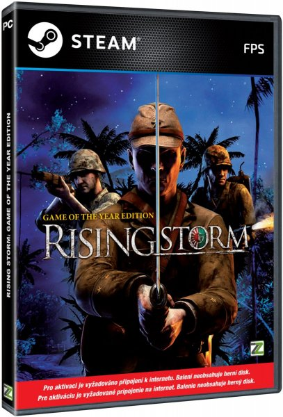 detail Rising Storm: Game of the Year Edition - PC (Steam)