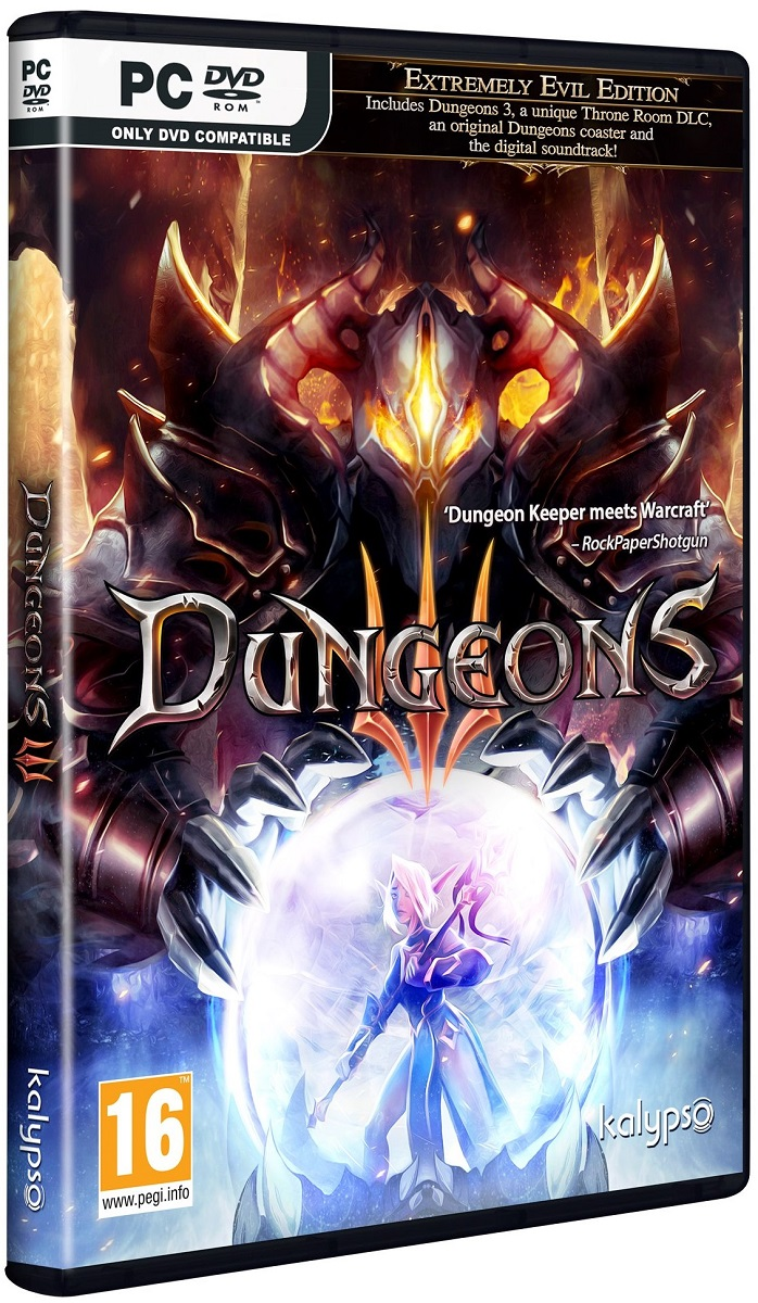 Dungeons 3 Extremely Evil Edition - PC