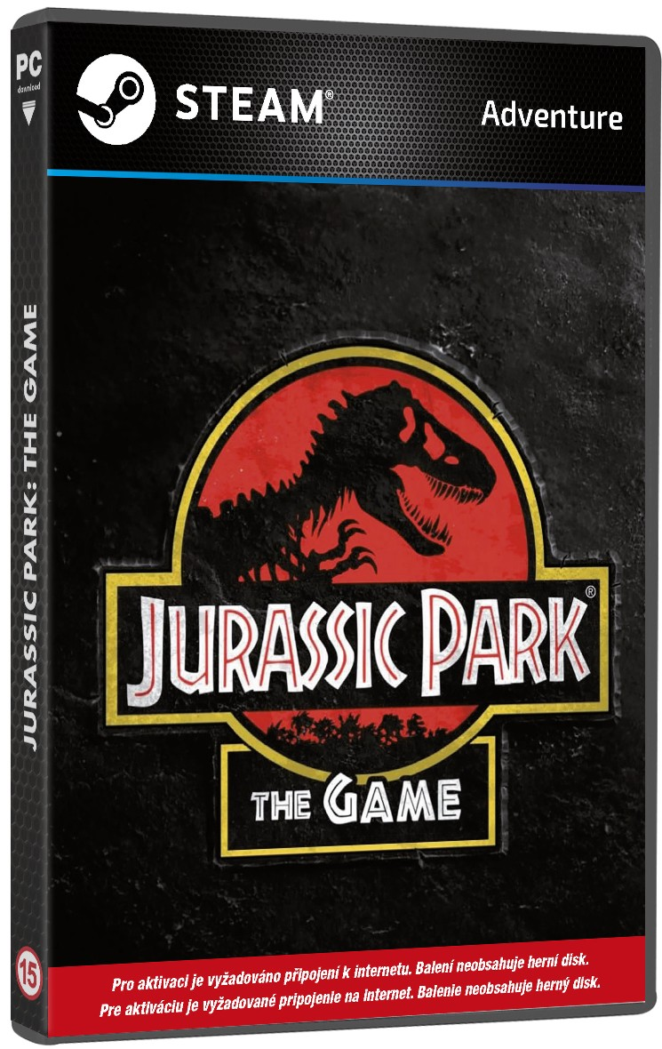 Jurassic Park: The Game - PC (Steam)