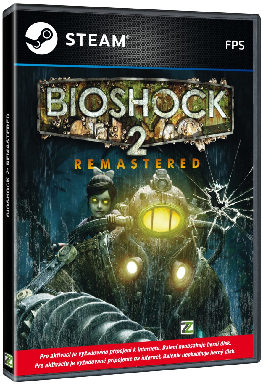 Bioshock 2 Remastered - PC (Steam)