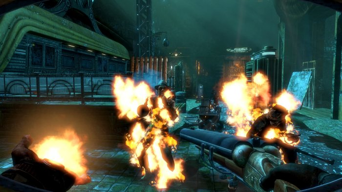 detail Bioshock 2 Remastered - PC (Steam)