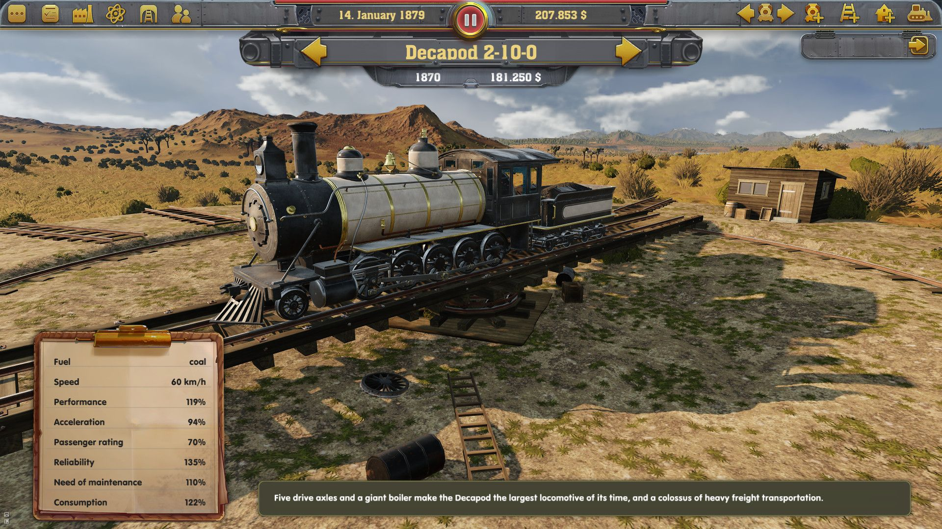 - Railway Empire