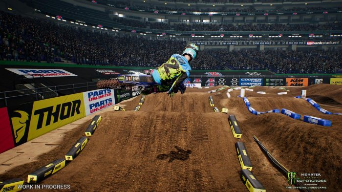 detail Monster Energy Supercross – The Official Videogame - PC