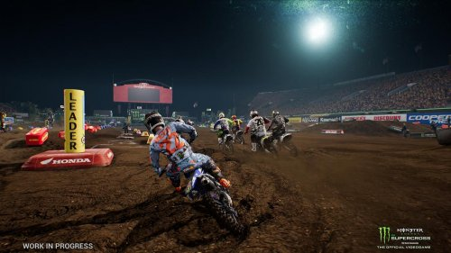 Monster Energy Supercross – The Official Videogame pro PC hra