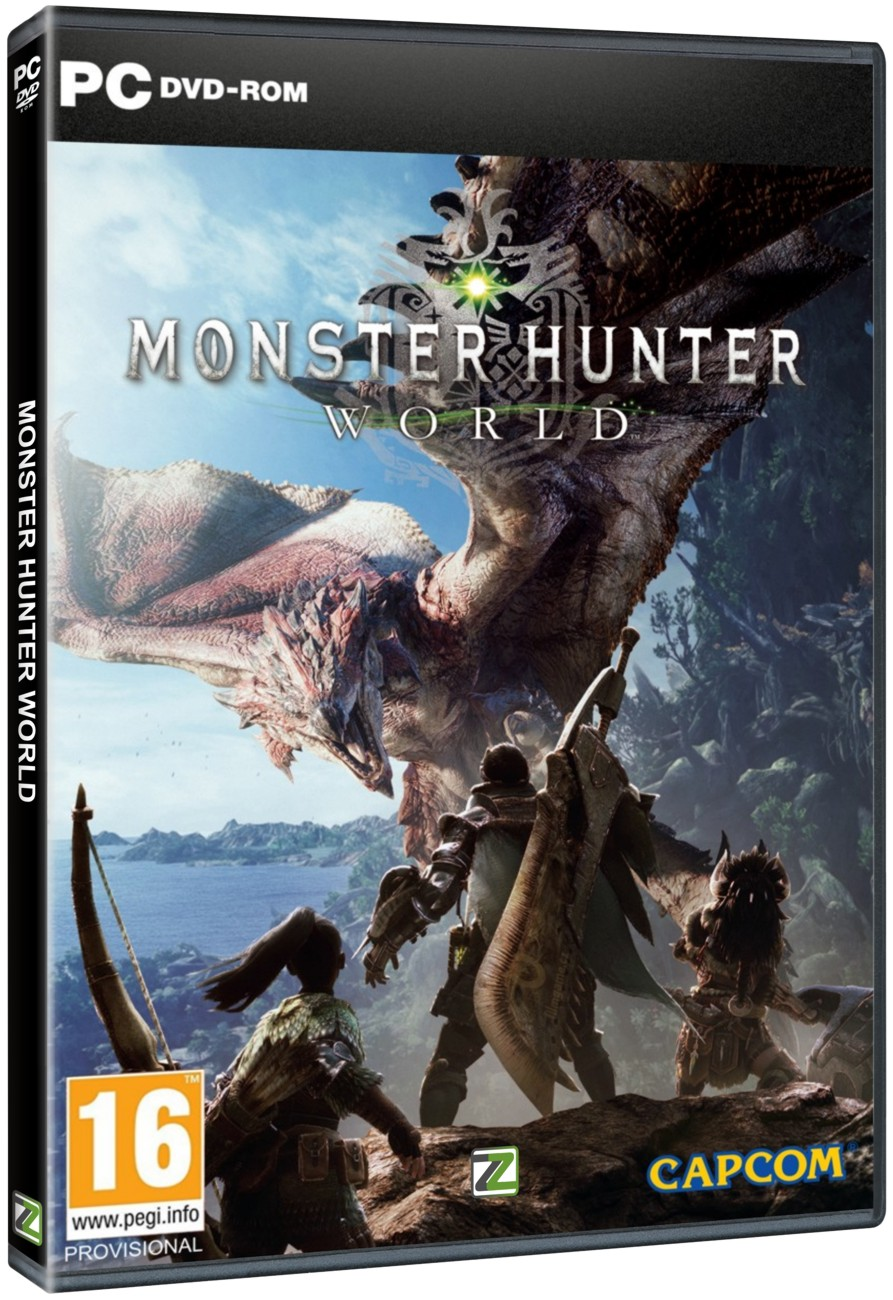 Monster Hunter: World - PC