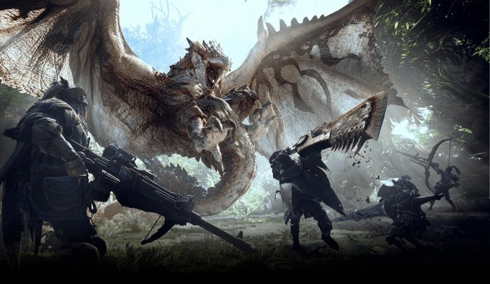 detail Monster Hunter: World - PC