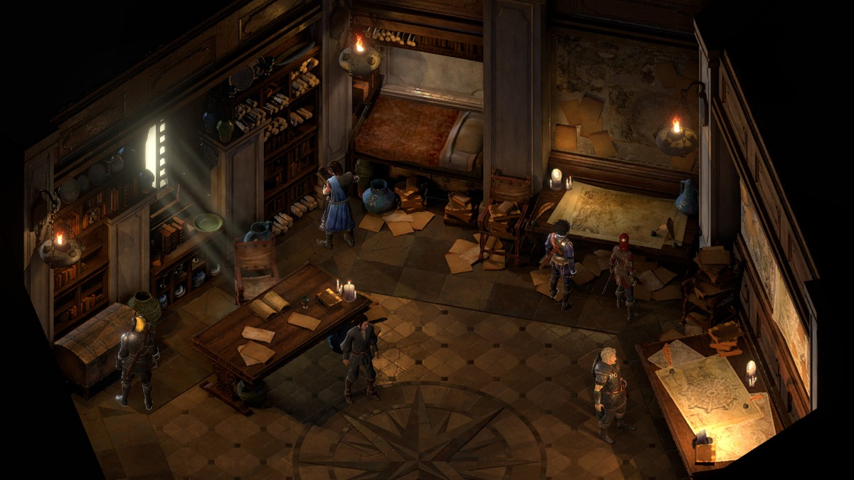 Pillars of Eternity 2: Deadfire pro PC hra