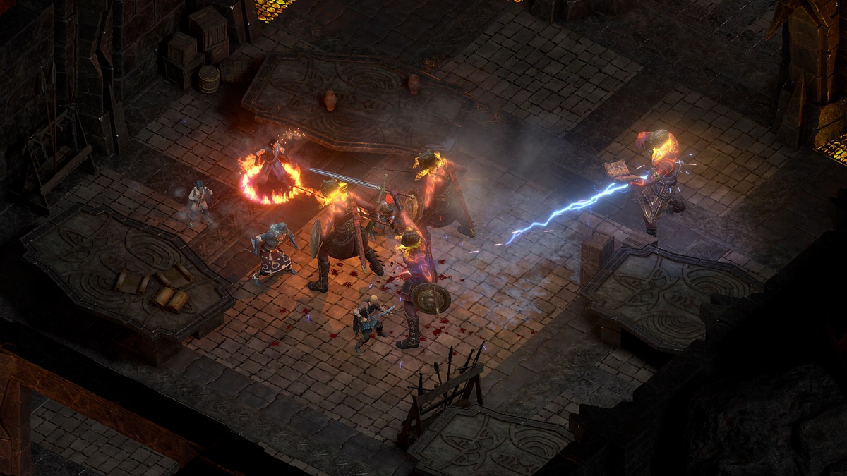 - Pillars of Eternity 2: Deadfire