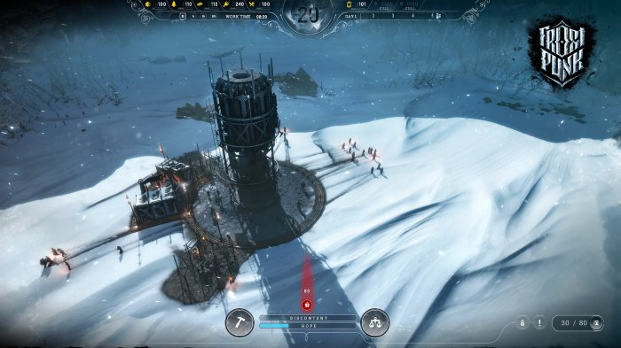 detail Frostpunk Game of the Year Edition - PC