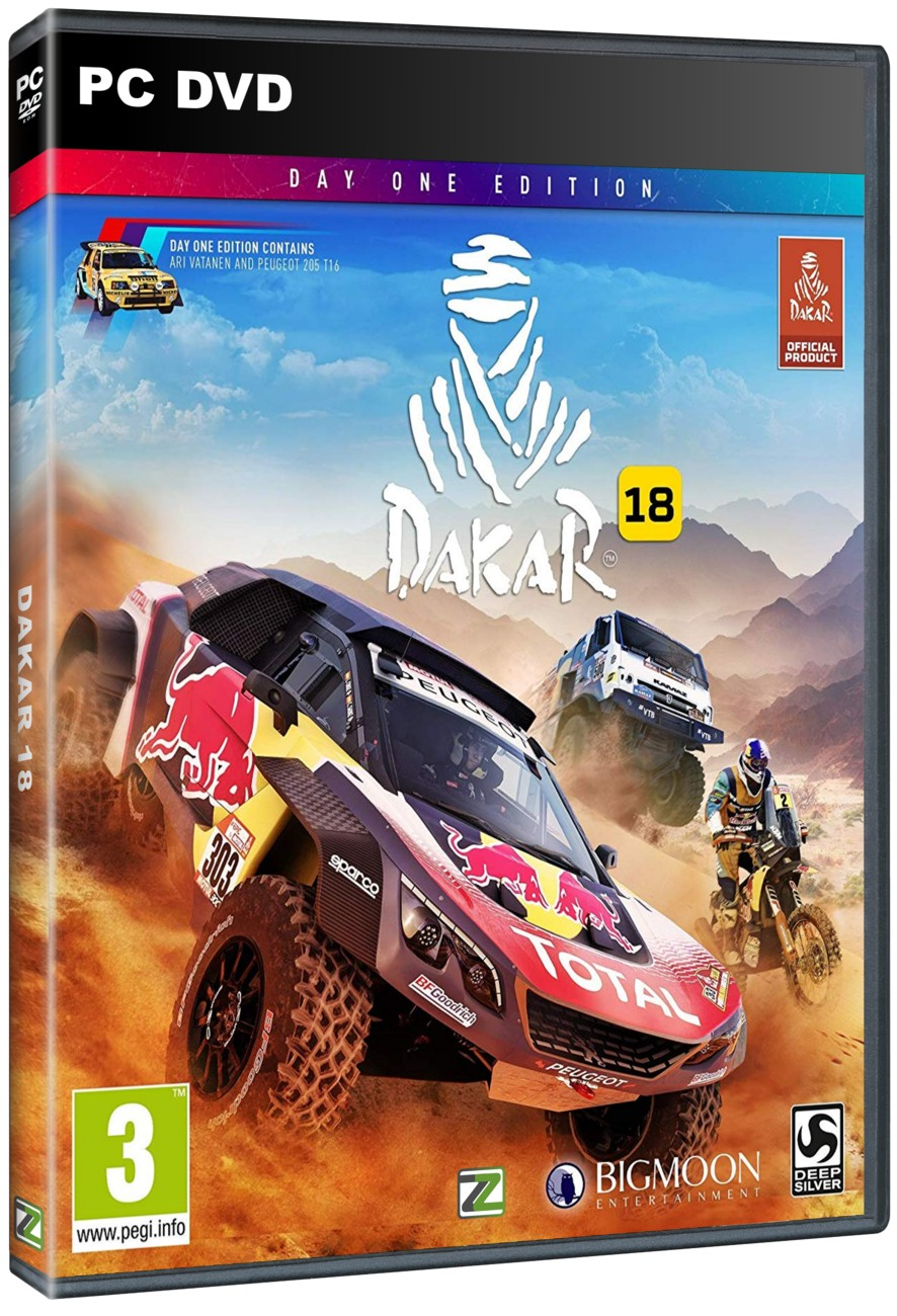 Dakar 18 - Day One Edition - PC