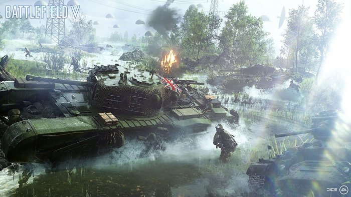 detail Battlefield V - PC
