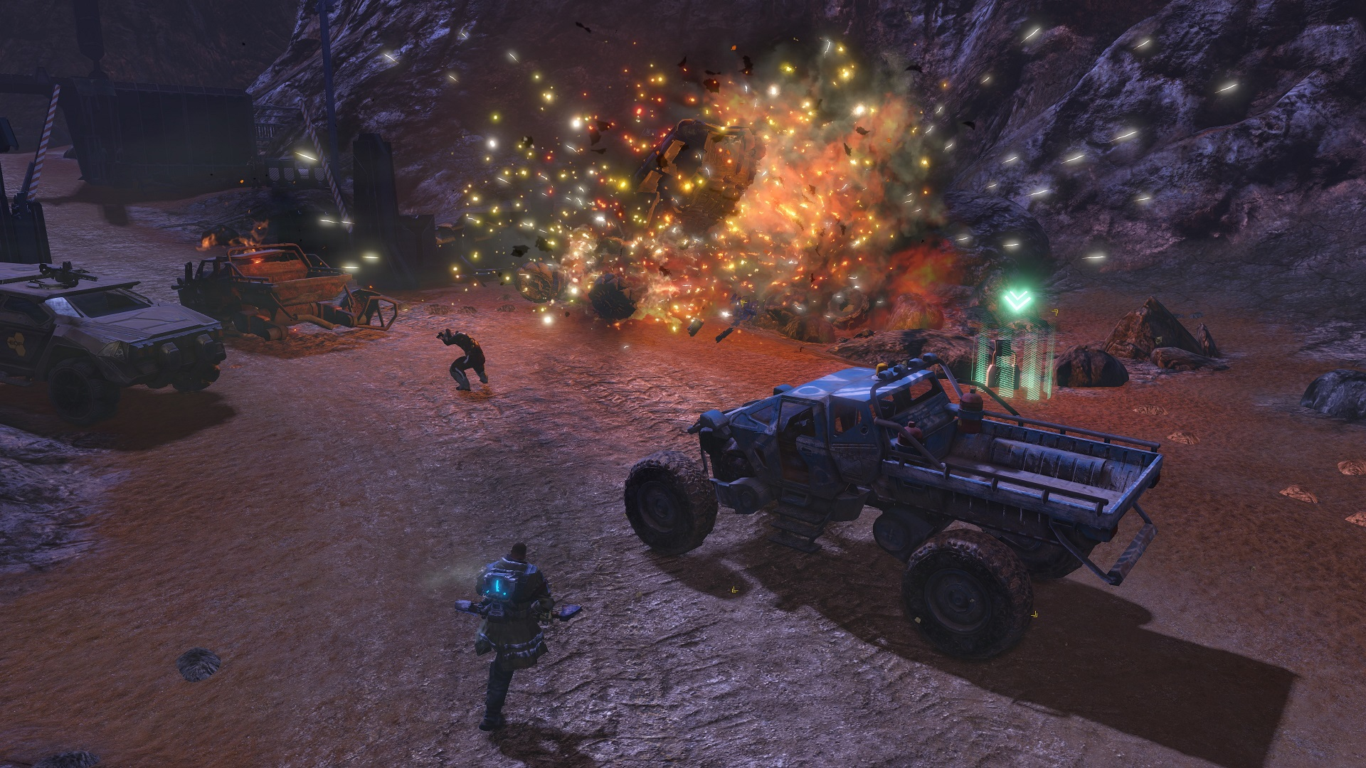 - Red Faction Guerrilla Re-Mars-tered Edition