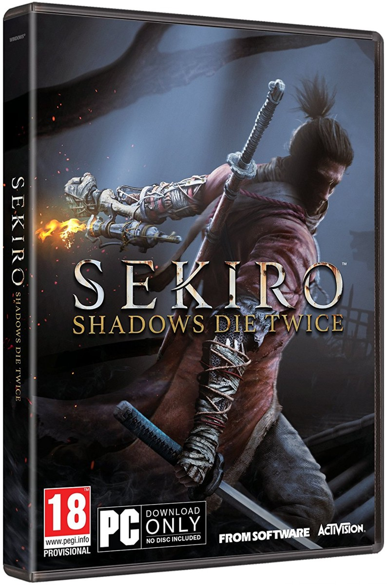 Sekiro Shadows Die Twice - PC