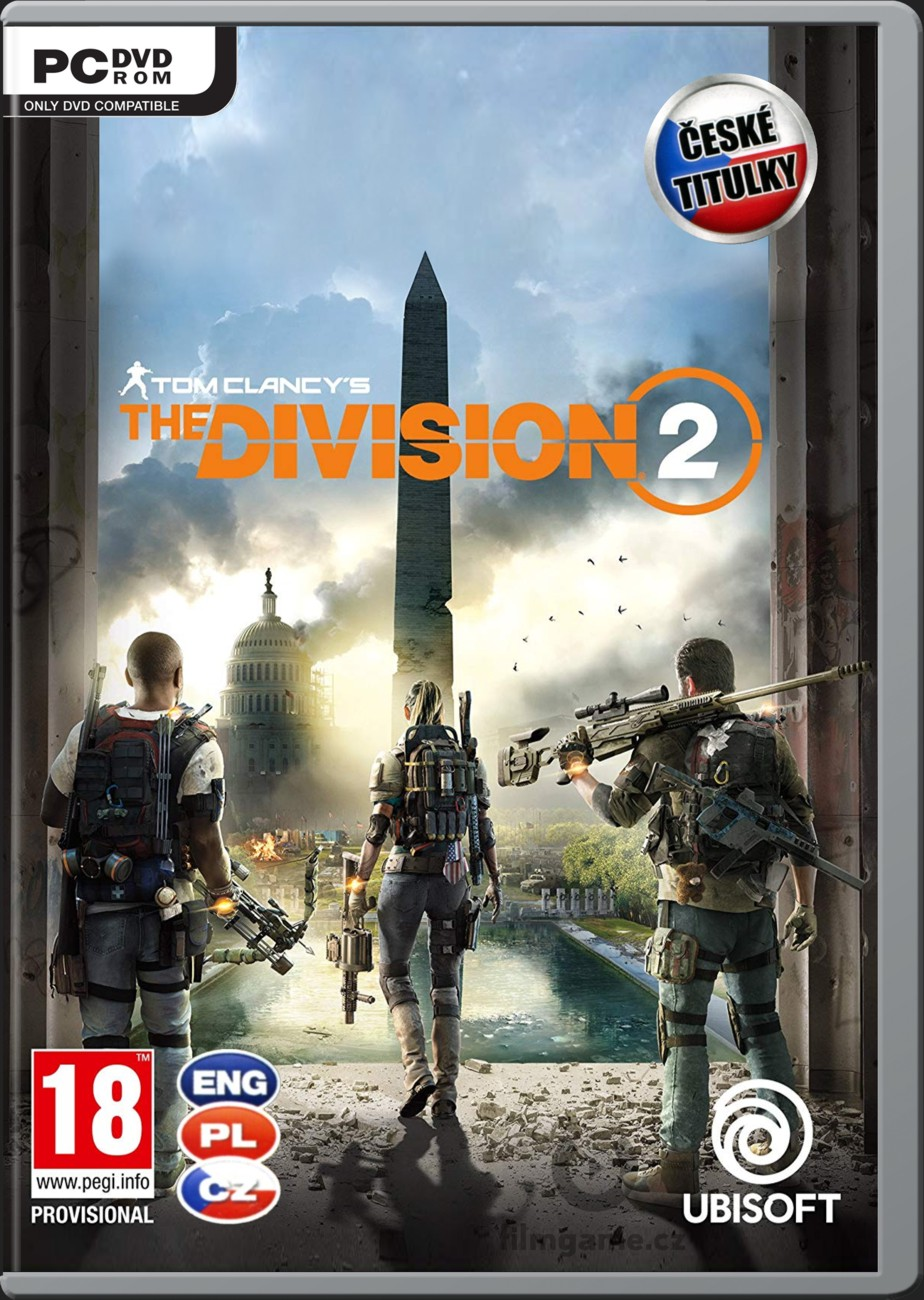 Tom Clancy's The Division 2 CZ - PC