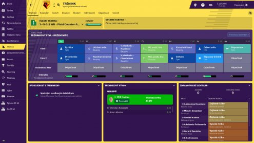 Football Manager 2019 pro PC hra