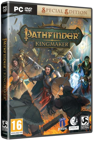 Pathfinder: Kingmaker - Special Edition - PC
