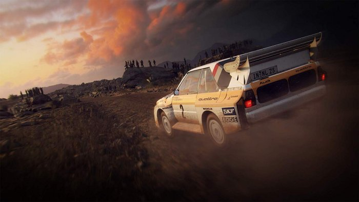 detail DiRT Rally 2.0 - PC
