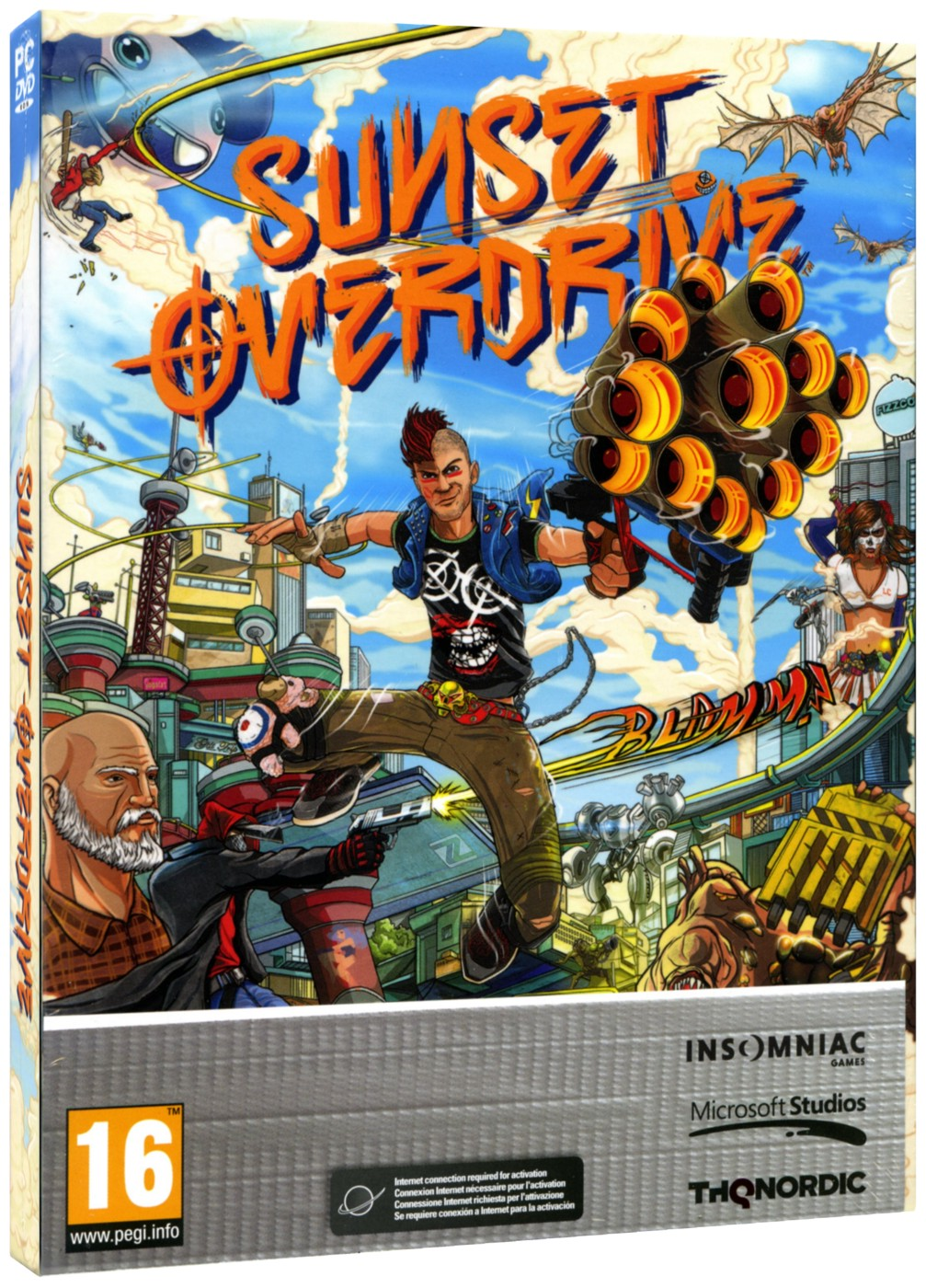 Sunset Overdrive - PC