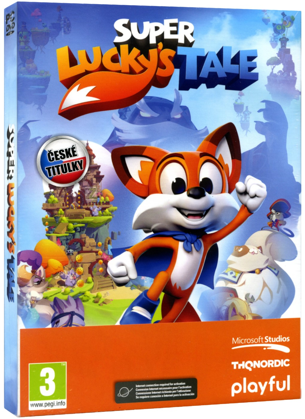 Super Luckys Tale - PC