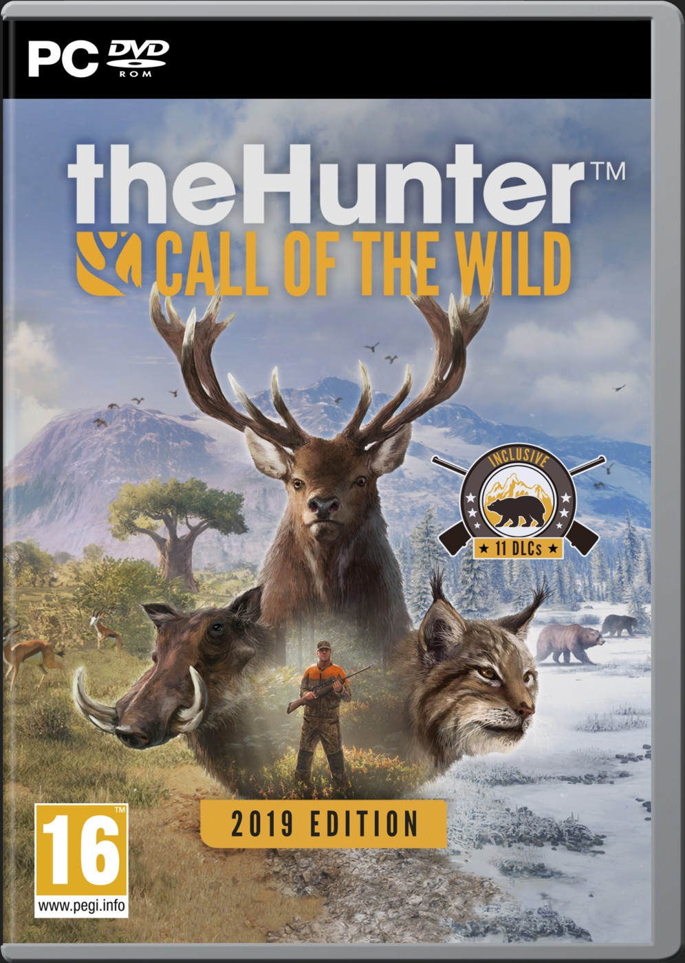 theHunter: Call of the Wild - 2019 Edition - PC