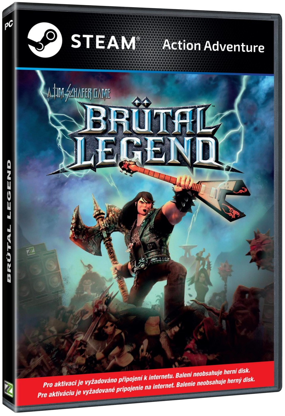 Brütal Legend - PC (Steam)