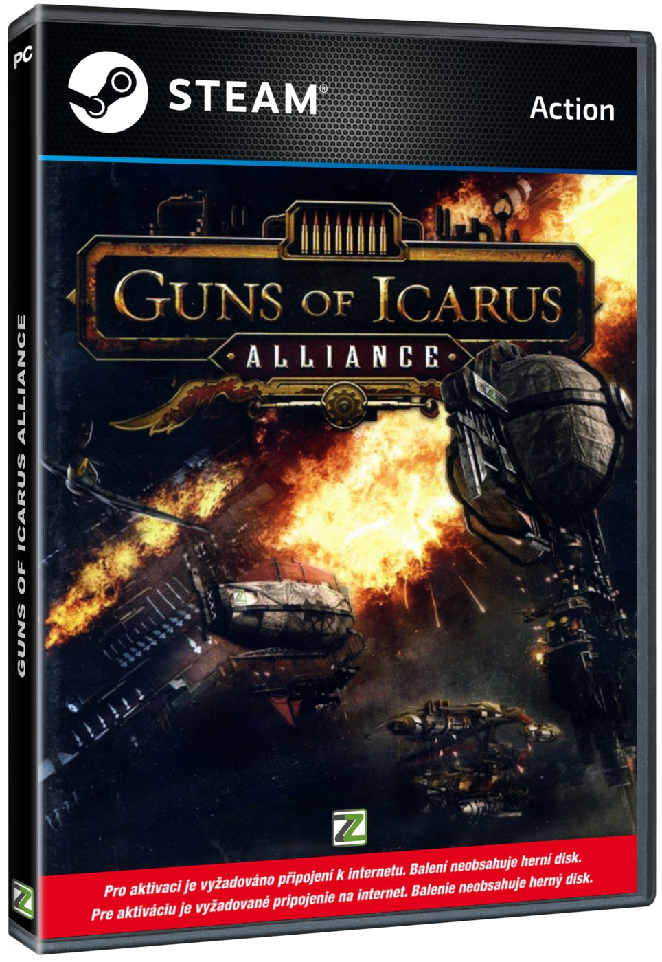 Guns of Icarus Alliance - PC (Steam)