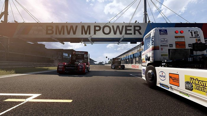 detail FIA European Truck Racing Championship - PC
