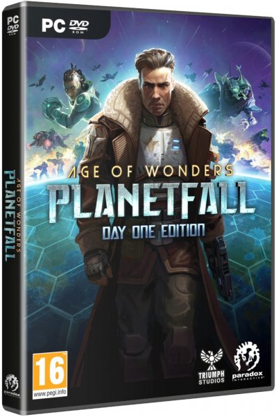detail Age of Wonders: Planetfall - PC