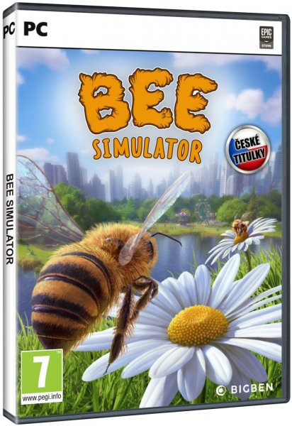 detail Bee Simulator PC
