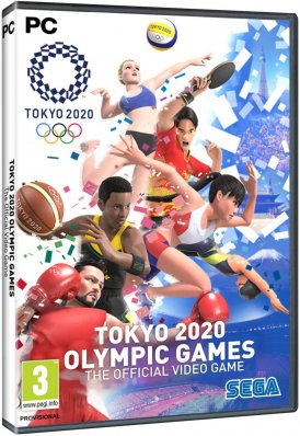 Olympic Games Tokyo 2020: The Official Video Game - PC