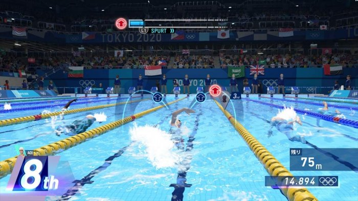 detail Olympic Games Tokyo 2020: The Official Video Game - PC