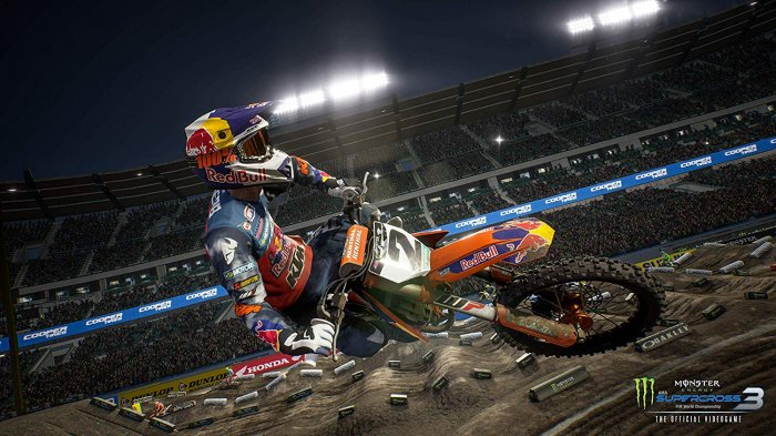 detail Monster Energy Supercross - The Official Videogame 3 - PC