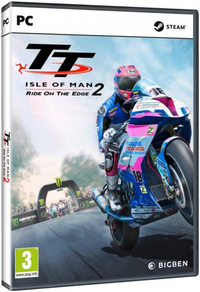 detail TT Isle of Man Ride on the Edge 2 - PC