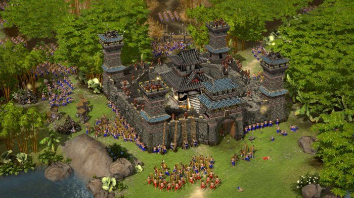 detail Stronghold: Warlords Limited Edition - PC