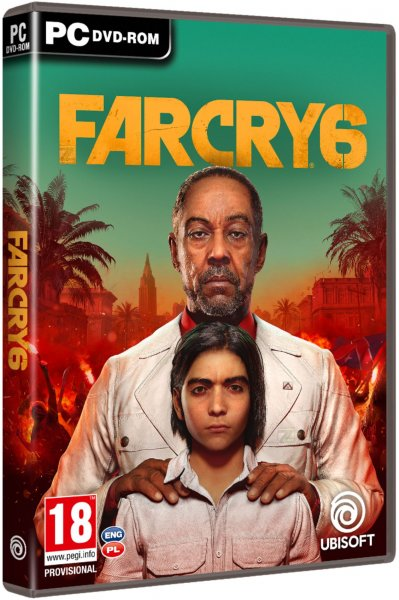 detail Far Cry 6 - PC