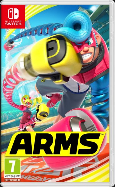 detail ARMS - SWITCH