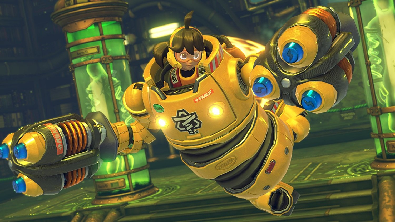 ARMS 2 pro Switch