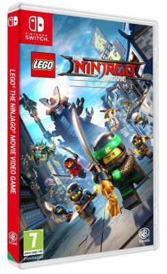 LEGO Ninjago Movie Videogame - SWITCH