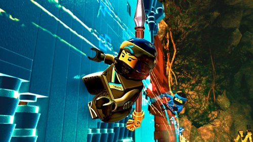 Nintendo Switch - LEGO Ninjago Movie Videogame