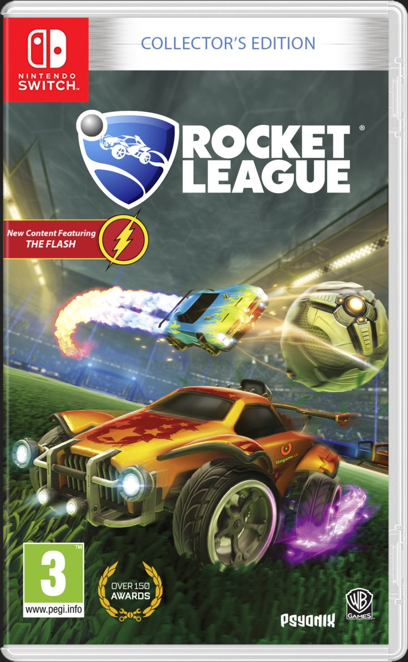 Rocket League Collector´s Edition - Switch