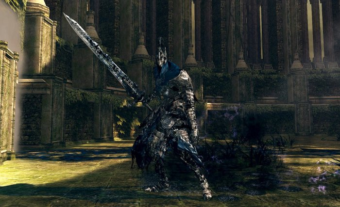 detail DARK SOULS: REMASTERED - Switch