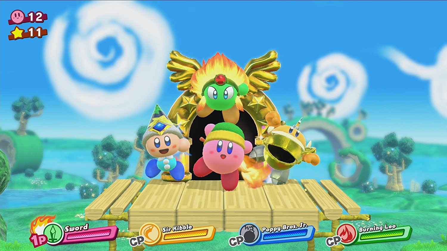 Nintendo Switch - Kirby Star Allies
