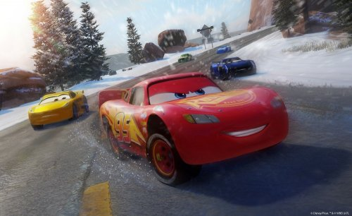 Nintendo Switch - Cars 3: Driven to Win