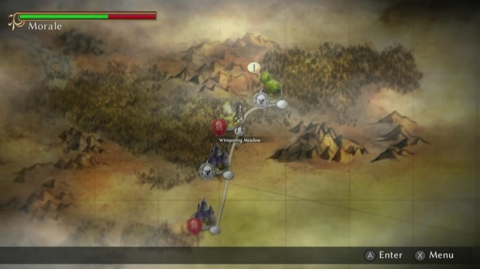 detail Fallen Legion: Rise to Glory - Switch