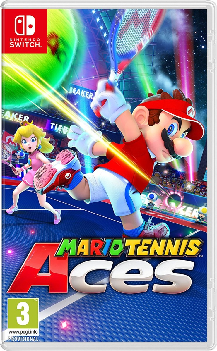 Mario Tennis Aces - Switch