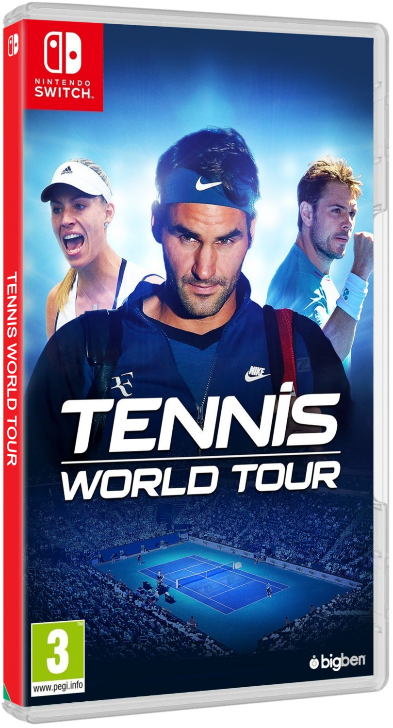Tennis World Tour - Switch