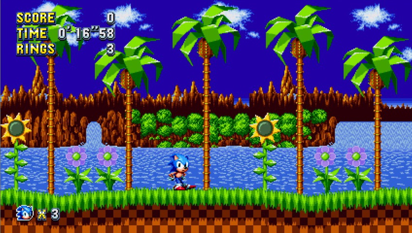 Sonic Mania Plus pro Switch