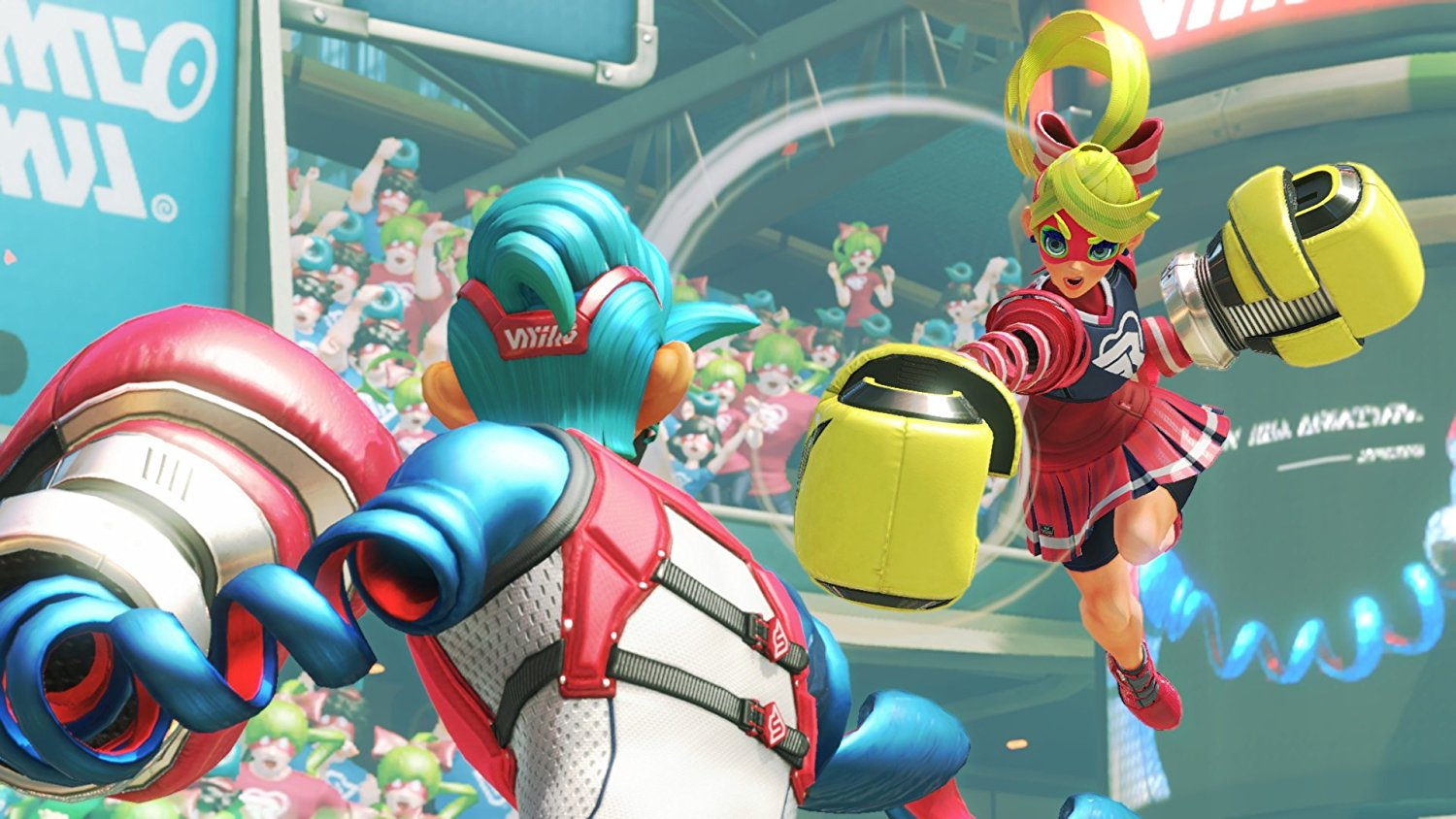 Nintendo Switch - ARMS 2